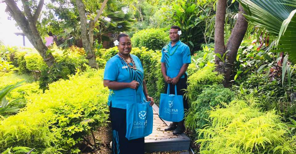 Care Fiji Committment