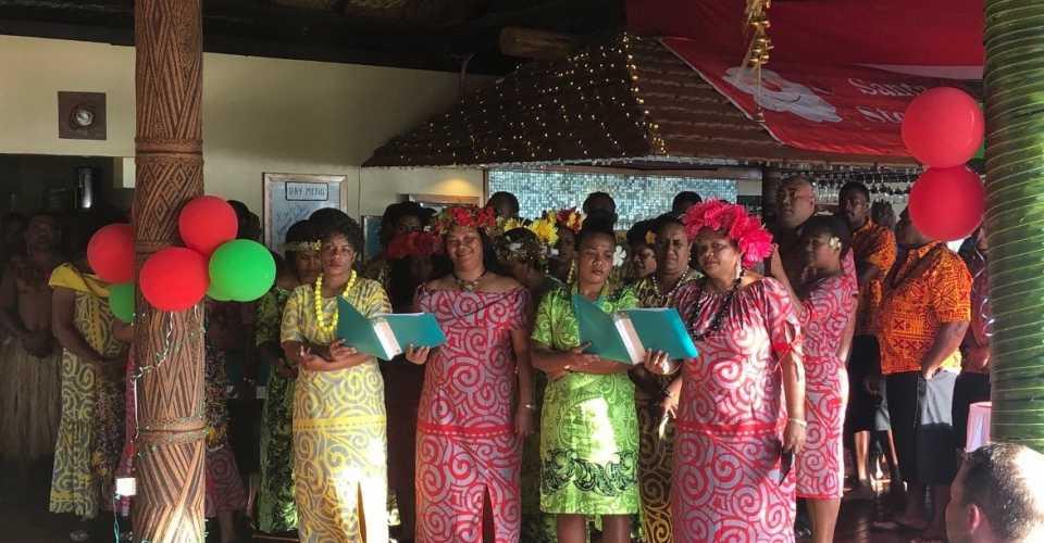 Christmas Celebrations at Nanuya